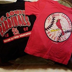 St. Louis Cardinals T-shirts